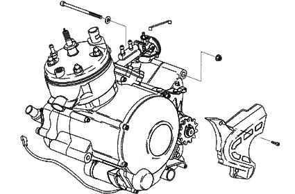 AM 6 Motor 1999 - 2005