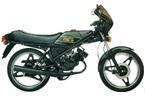 Honda MB-5 / MT-5 / MTX Mofa