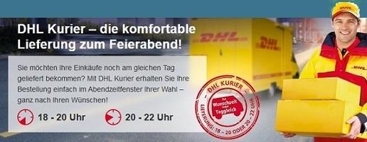 DHL Kurier Infos