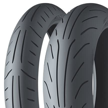 Michelin Power Pure Sc Rear 63p TL 130-80-15 Art.Nr.MI286927