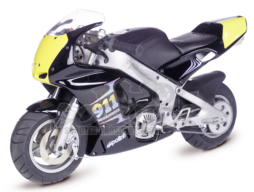 Pocketbike Polini 911 6.2 PS - aircooled Art.Nr.PO143000153