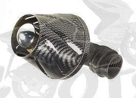 Luftfilter TNT Racing  Helix Carbon Look Art.Nr.AC115079