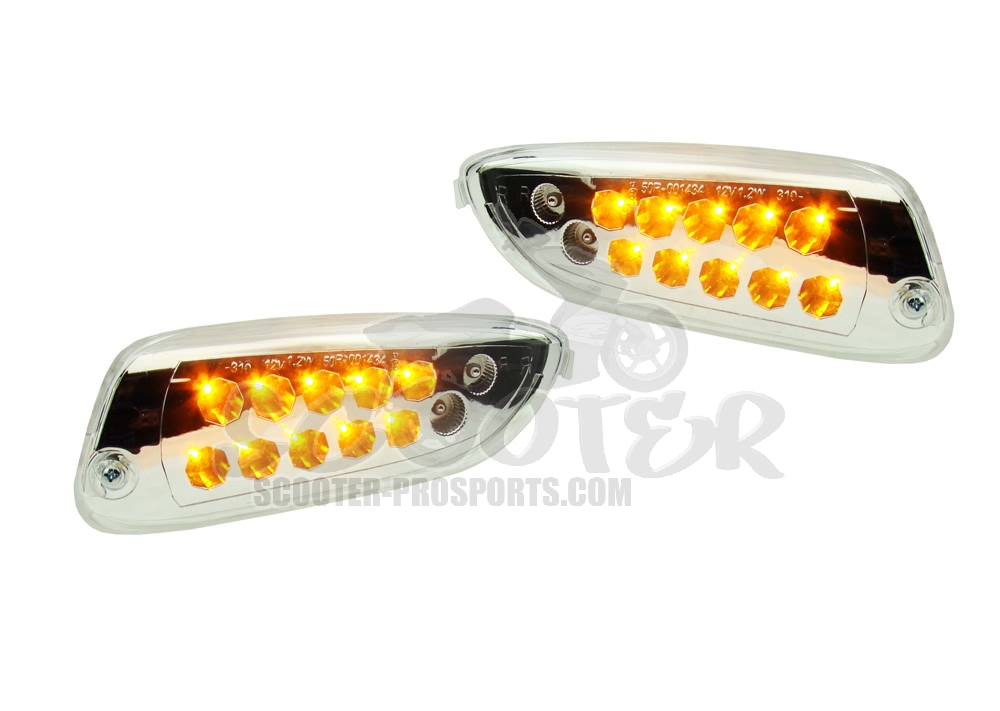 Blinker vorn LED (E-Pass) - SR50R - SR50 Factory Art.Nr.AC89621
