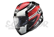 Arai Chaser Force Red