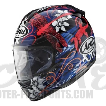 Arai Chaser Jungle Black Art.Nr.AI121455