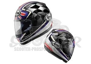 Arai Quantum V Flag Uk