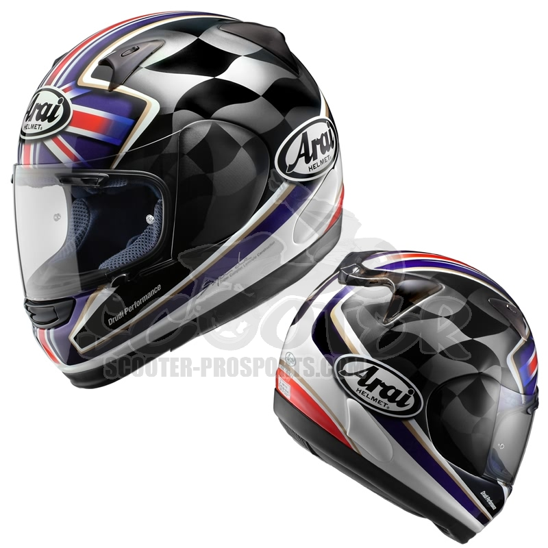 Arai Quantum V Flag Uk Art.Nr.AI193345