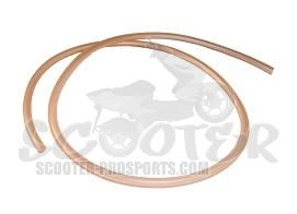 lschlauch silikon transparent 50 cm scooter prosports. Black Bedroom Furniture Sets. Home Design Ideas