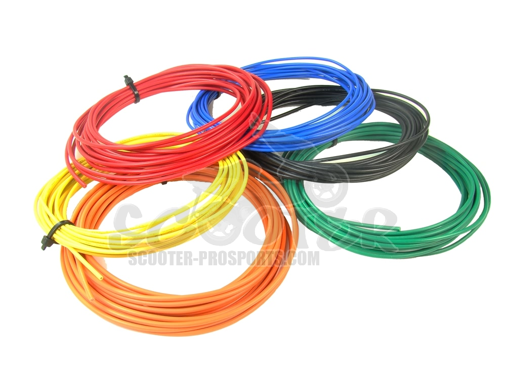 Kabel 0,5 mm²   5 Meter - universal - bis 100 Watt Art.Nr.B88266