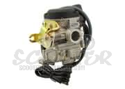 Vergaser China 4-Takt Motor - 24 mm - 50 - 125 - 150 ccm