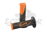 Lenkergriffe BCD Grip Orange/schwarz
