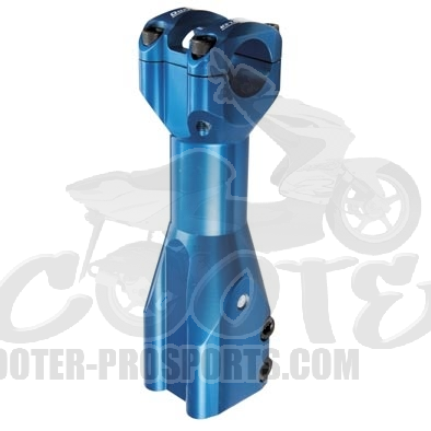 Downhill Lenkeraufnahme Doppler Alu blau - Booster - Bws Art.Nr.DO451830