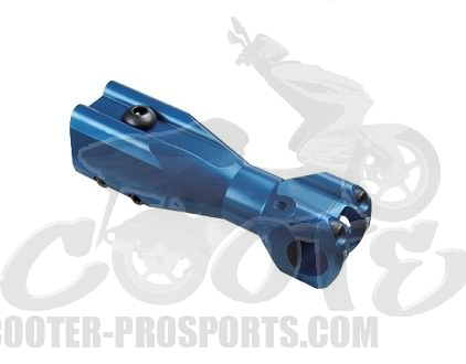 Downhill Lenkeraufnahme Doppler Alu blau - Ludix Art.Nr.DO460665