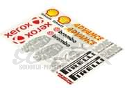 Sponsor Stickerset Shell - Xerox