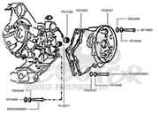 Explosionsskizze Vespa Motor PK 50 XL √ Scooter-ProSports