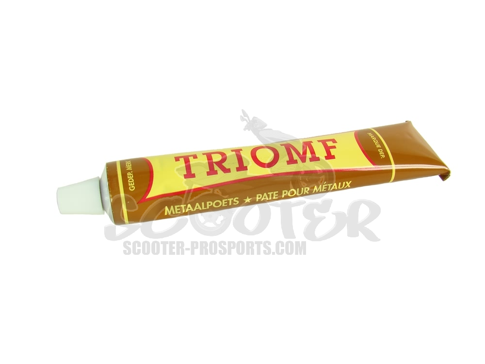 Chrom - Aluminiumpolitur Tube 75ml Art.Nr.GR280661