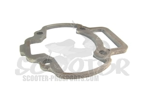 Zylinderfuss Spacer Malossi 5mm - Piaggio 50 ccm Motoren