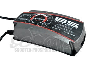 Batterieladegerät BS Battery BS60 Profi 1,0/2,0/6,0 Ampere/12 Volt Art.Nr. BS BATTERY BS60