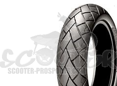 Michelin City Grip Front 45L TL/TT 110/70-11