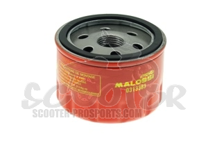 Ölfilter Malossi Red Chilli - Piaggio 400 500 - 800 ccm - Atlantic - Scarabeo - Nexus - MP3 - Beverly - X8 - X9 - GP - SRV - Satelis - Geopolis