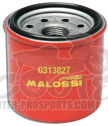 Ölfilter Malossi Red Chilli - Honda SH 300 - Silver Wing 400 - 600 Art.Nr.MS0313827