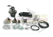Vergaserkit - Carburettor - Malossi - Dellorto Racing PHBH 30mm - Vespa PX  -80 - 125 - 150 - Cosa - Rally - T5 - GTR - TS - Super - Sprint