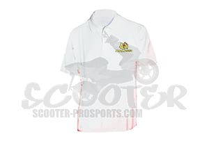 Malossi Polo-shirt Weiss Collection City Art.Nr. 4111273