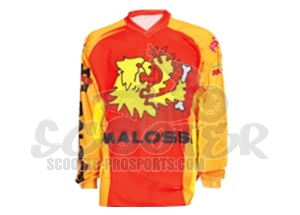 Jersey Malossi Collection Race Modell 2009