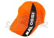 Basecap Malossi Pit Line Orange