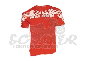 Malossi T-shirt Griffe Start Rot Art.Nr. 4115284R