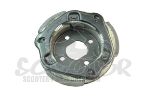 Kupplung Malossi Race Delta-Clutch 107mm - Piaggio - Peugeot - Runner - NRG - TPH - Jetforce - Speedfight - Ludix Art.Nr. 527880