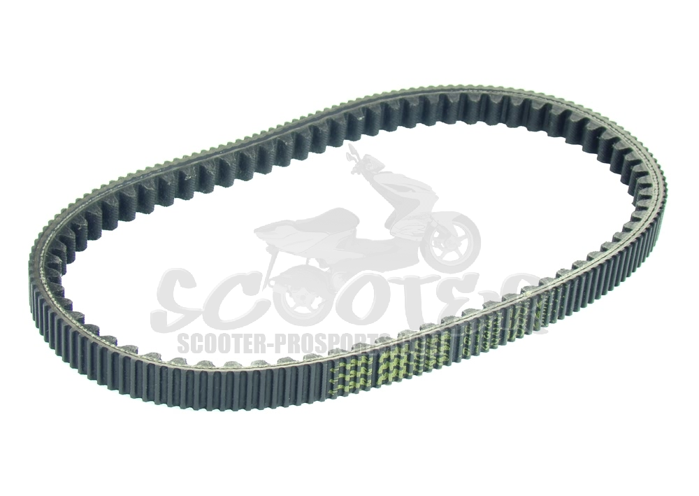 Keilriemen Malossi X-Kevlar Belt 1044x28,7 mm - Piaggio Motor - Atlantic - Beverly - MP3 - Nexus - Scarabeo - 400-500 ccm Art.Nr.MS6115125