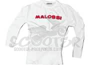 Malossi Long Sleeve Weiss Collection City
