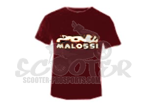 Malossi T-shirt Schwarz Collection City