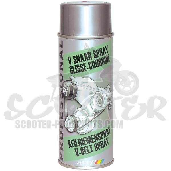Keilriemen Spray Motip 400ml Art.Nr.MT0545