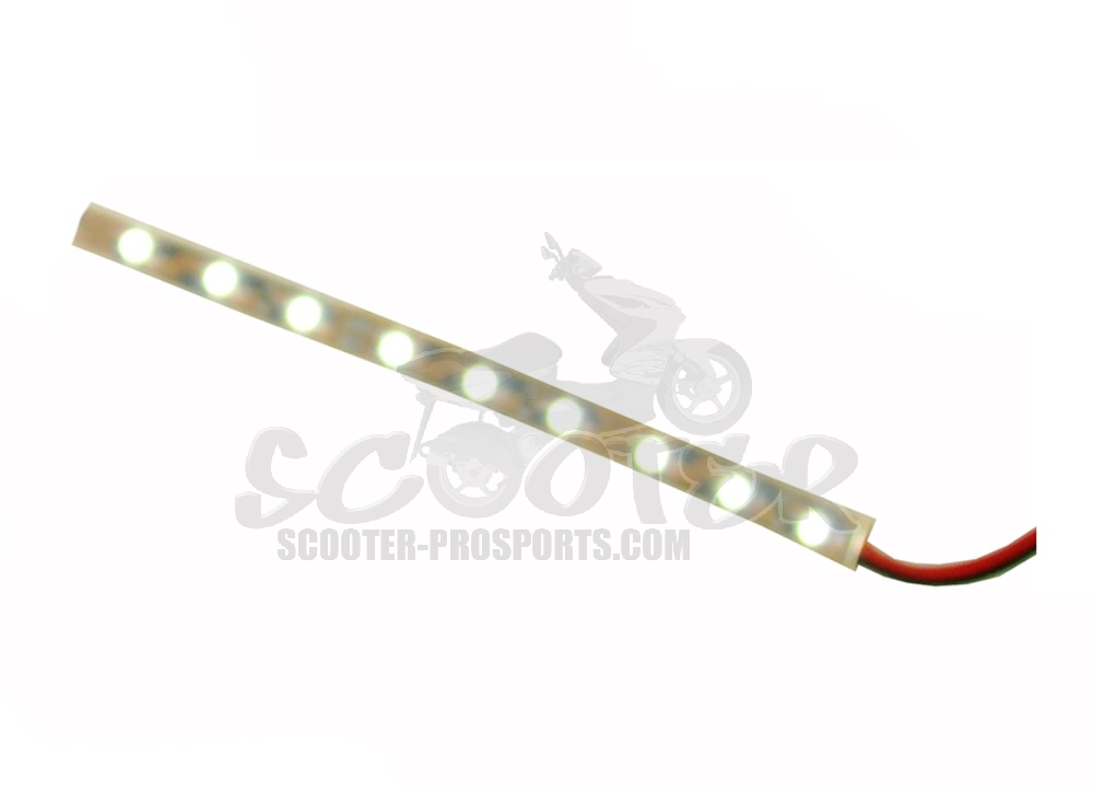 LED Stripe MTKT Weiss 9 LEDs Art.Nr.MTKT973