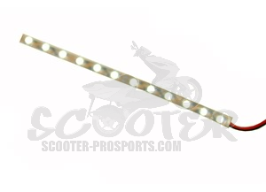 LED Stripe MTKT Weiss 12 LEDs Art.Nr. MTKT974