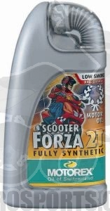 2-Takt Motoröl Motorex Scooter Forza Vollsynthetik Öl 1000 ml Art.Nr.MX206010