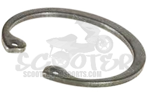 Seegerring - Sprengring - 25x26,9x1,2 mm - Piaggio Motor 125 - 500 - Atlantic - Scarabeo - Sportcity - Runner - Beverly - MP3 - Vespa