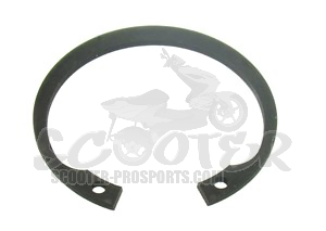 Sprengring 47 mm Hinterachse Piaggio - Runner - NRG - TPH - Storm - Stalker - SR50R - DNA - GP800 - Beverly - Nexus - MP3 - Zip - Vespa