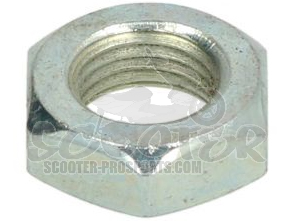 Mutter M14x1,25 mm original Piaggio - Atlantic - Scarabeo - Nexus - Fuoco - Beverly - MP3 - X9 - Vespa Cosa - PX - Rally - Sprint