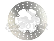 Bremsscheibe Piaggio - Derbi GP - Runner - Hexagon - Liberty - NRG Power - Purejet - Vespa GTS - GTV