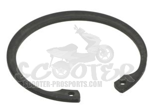 Seegerring 60 mm Achswelle Piaggio 125 - 500 - Atlantic - Scarabeo - Sportcity - MP 3 - Nexus - Runner - Beverly - X