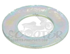 Distanzring 17x32x1,3 mm Riemenscheibe - Piaggio 4-Takt 125-150 ccm - Atlantic - Scarabeo - Sportcity - Runner - Beverly - Liberty - TPH - ET4 - MP3 Art.Nr. 831363