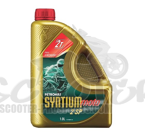 2-Takt Petronas Syntium Moto 2SP Racing Vollsynthetik Öl 1l Art.Nr.PE18191616