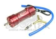 Boost Bottle Tun�r Aluminium Rot Elox