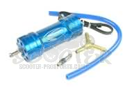 Boost Bottle Tun�r Aluminium Blau Elox