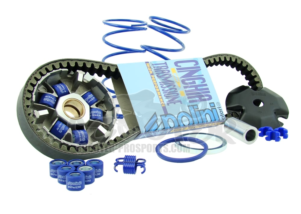 Variomatik Speedcontrol Kit - Malaguti F10 - Jog - Zest - Axis - Breeze Art.Nr.PO2416702