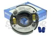 Kupplung Polini Speed Clutch 2G Evo 3 - Piaggio - Peugeot - Runner - NRG - TPH - Jetforce - Speedfight - Ludix