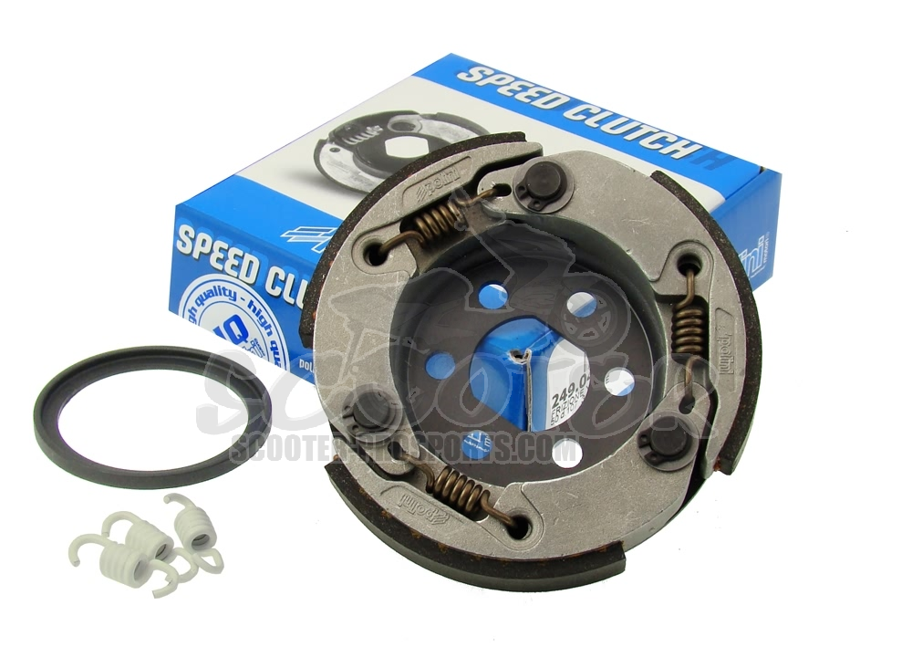 Kupplung Polini Speed Clutch 3G - Piaggio NRG - TPH - ZIP - Runner - Stalker - Peugeot Jetforce - Speedfight - Ludix Art.Nr.PO249046